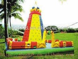 Inflatable Rocking Climbing