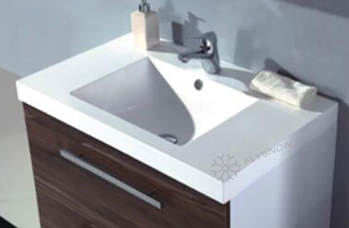Espagnol salle de bains vanité vietnam bois meubles étanche salle ...