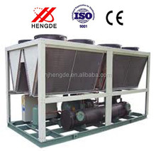 Reliable Operation Water or Air Cooled Screw Chiller With Accurate Cooling Capacity