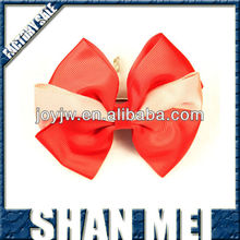 red princess butterly bow hairpin for lady and girl