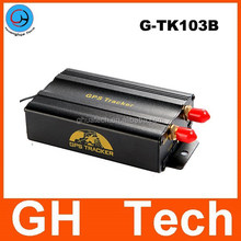 GH G-TK103B with Remote Controller Engine Cut off Vehicle Car/truck/taxi Tracking system SD card slot GSM/GPRS/GPS car tracking