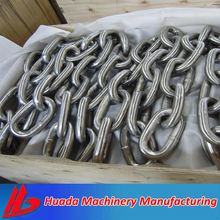 Double Loop Tie-out Chain With 2 Iron Sheet Hooks