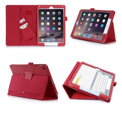 Factory high quality pu leather tablet case for Ipad air 2
