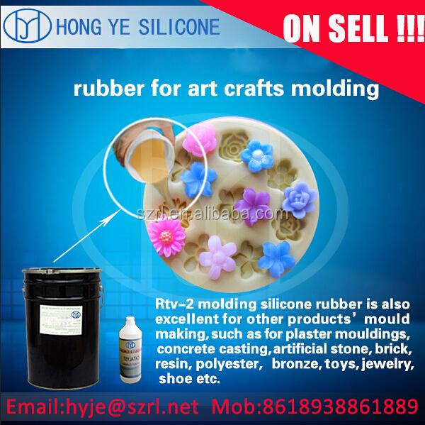 Como fazer um molde de silicone em fundição gesso decorações
