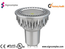 GU10 nature white/white/warm white spot led bulb manufacturing plant with UL CE ROHS
