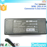 Switching laptop ac dc power adpter 20v 4.5a 90w power power supply