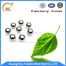 "Direct sale 3/16 "", 7/32 "", 1/4 "" G100 G500 G1000 chrome steel ball for bearing"