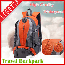 China creative design top quality flexible outside charm laptop backpack