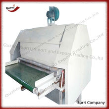 old cotton carding machine 40-50kg/h with dust removable equipment