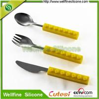 New design restaurant spoon fork knife sets