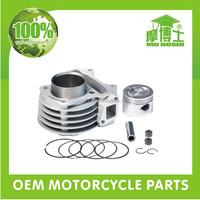 Aftermarket 4 stroke scooter air cooling engine kymco super8 50 big bore kit