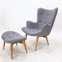 Chaise Lounge Chair Grant Featherston Contour R160 chair