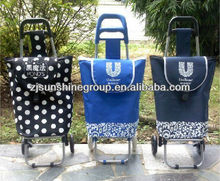 2012 promotional Shopping trolley & cart.