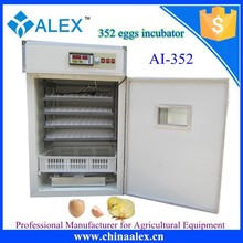 High quality macaw parrots egg incubator automatic egg hatching machine with factory price