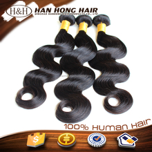 Free shipping directly cheap human hair weft remy hair extensions unprocessed