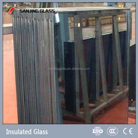 outdoor glass panels/Triple Glazed Large Glass Panel