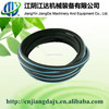 Most widely used porous rubber aeration hose for shrimp farming equipment
