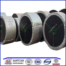 good quality rubber conveyor belt for mining factory in China