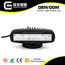 Factory sales 15W automotive lighting offroad car LED work lightJG-6152