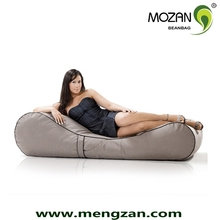 outdoor fancy design ergonomic sex chaise lounge bean sofa