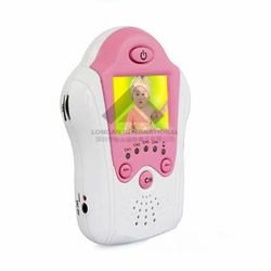 Night Vision Synchronous Transmission Of Audio And Video Monitors For Babies