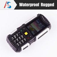 High quality Durable Rugged Dustproof Shockproof MANN ZUG S ip67 mobile phone waterproof dual sim mobile cell phone