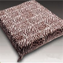 100% Polyester Classic printed winter blanket/Made in China