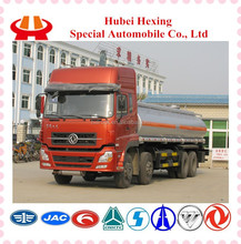 2015 Dongfeng 8x4 25tons new oil tank truck made in China