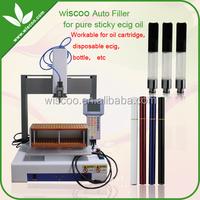 Wiscoo On Sale !! Slim Vape Bud Cartridges 510 Tank clean cig atomizer Fillable Disposable E Cigarette filling