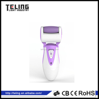 Professional And Personal 2500mah Battery Operated Callus Remover