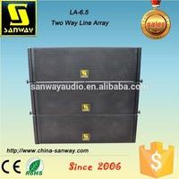 LA-6.5 Mini Line Array Speakers And Line Array Stand