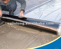 self adhesive bitumen waterproof membrane in construction