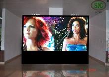 Large P10 Indoor Full Color LED Display rental digital billboards for Stage background