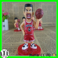 hot custom NBA player,customized mini basketball player action figure,custom mini NBA star action figure manufacturer