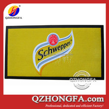 non woven beer drip rubber mats
