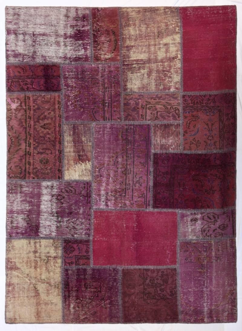 Alfombras patchwork vintage alfombras hechas a mano for Alfombras nudos hechas mano