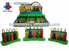 Hot! Hor! Brinquedos ábaco plástico