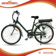 250w carbon steel front fork ebike cargo motorized bicycle