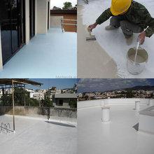 Single component liquid coating polyurethane paint for wood