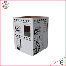 High Quality Cardboard Cat House
