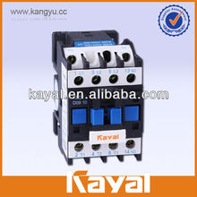 HOT SALE 3 phase ac coil contactor old type CJX2/LC1-D40 40A low-voltage AC electric magnetic 3 Pole contactor
