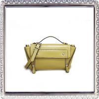 Italian Leather Handbag Designer Handbag LOGOS Best Women Purse