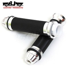 HB-003A 22mm China Factory Customized Silver Cheap PRO Grips Handle Motorcycle