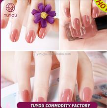 Fashion healthy nail gel polish nail polish wholesale