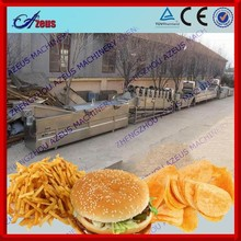 Azeus fully automatic cassava chips making machine price 0086 13592420081