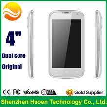4 inch Android Cheapest Smartphone with MTK 6572 Bluetooth Mobile Dual Core Cellulars