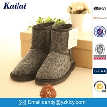 Hot selling cheap fashion winter woman snow boot