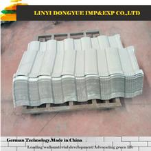 automatic colorful stone coated steel roof tile stone europe style roofing sheets stone granules coated metal roof tile