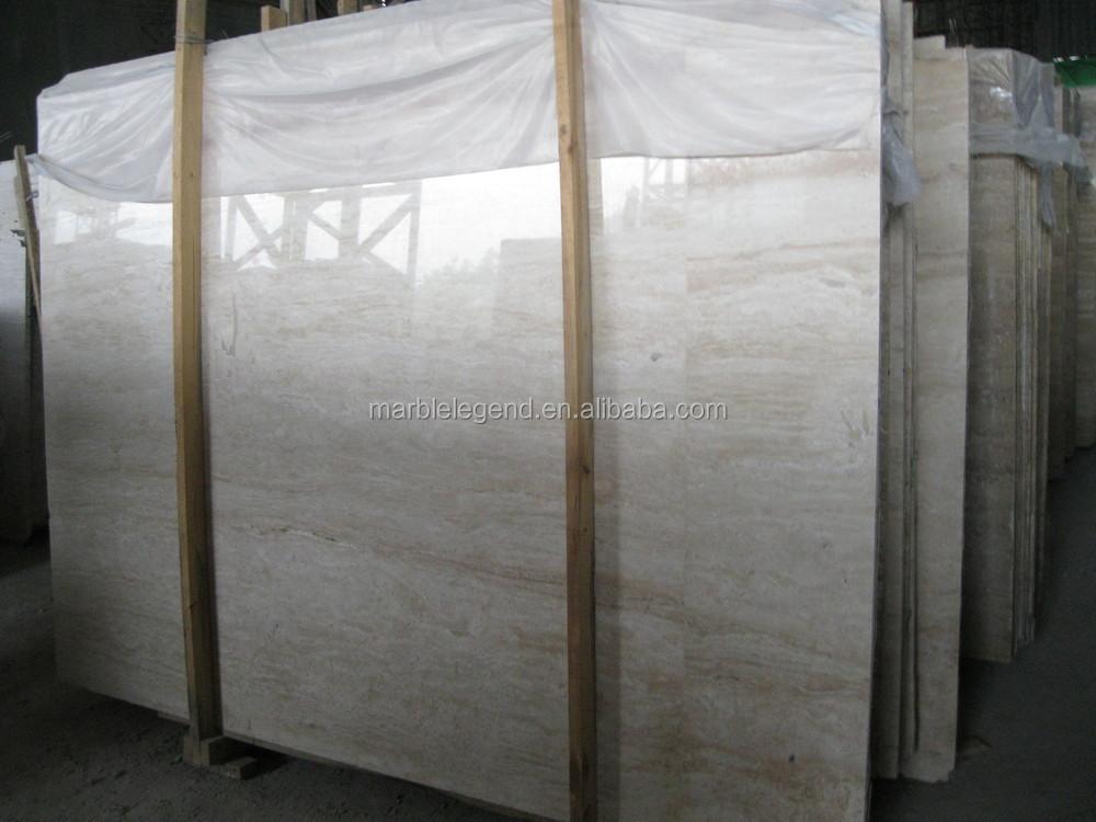 High Grade Polished Marble Original Marble Travertine