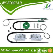 Car window regulator repair kit for spare parts for car